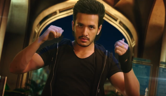 Akhil - The Power Of Jua 2015 Telugu Movie Free in 720p avi mp4 HD 3gp hq