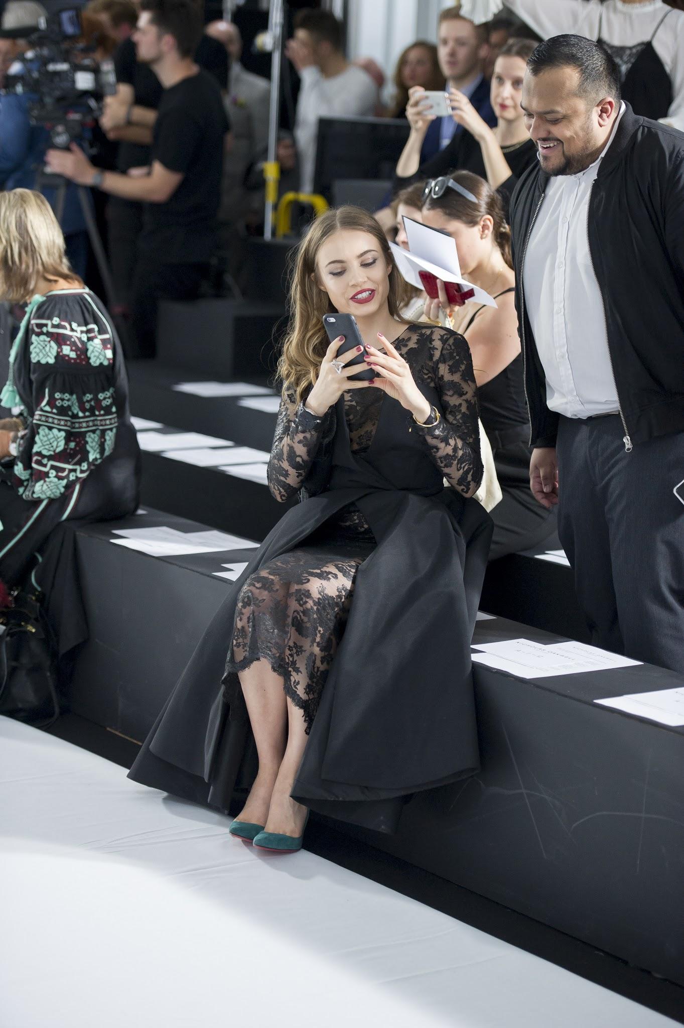 Xenia tchoumitcheva cleavage - 2019 year