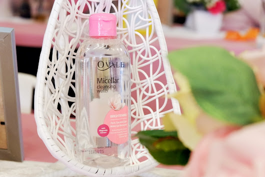 REVIEW : Ovale Micellar Cleansing Water
