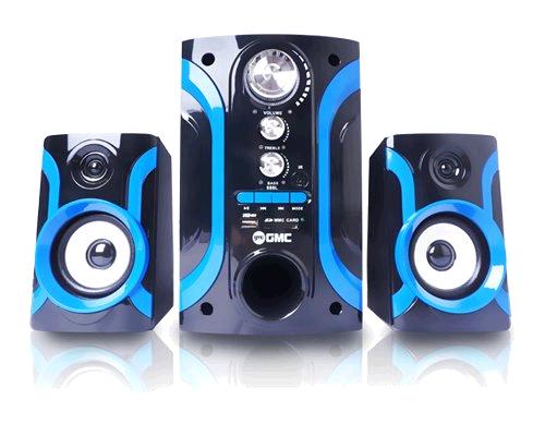 Speaker Aktif GMC 888L - Harga Spesifikasi
