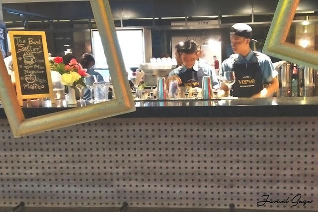 area kitchen verve bistro and coffee bar semarang