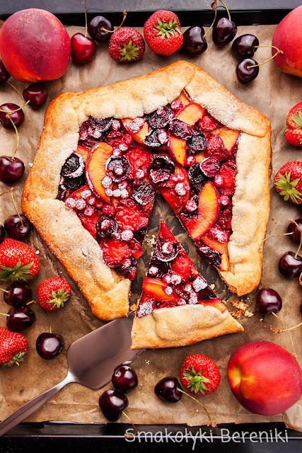 Co zrobić żeby ciasto kruche nie nasiąkło od owoców