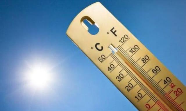 Δεκαπενταύγουστος με άνοδο της θερμοκρασίας - Τα μελτέμια εξασθενούν (πρόγνωση  μέχρι και την Τετάρτη)