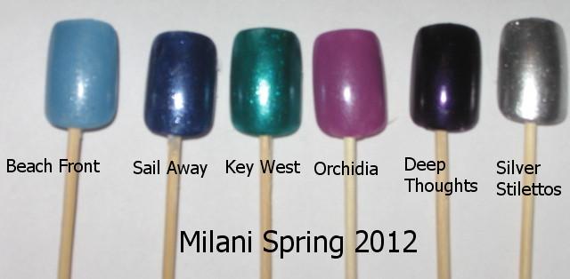 Spring Fingernails