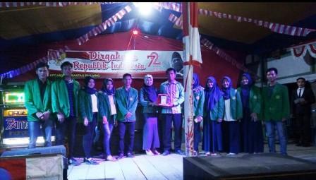 Desa Jagolano Gelar Pembagian Hadiah