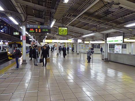 特急しおさい 新宿行き E257系(2015.3廃止)