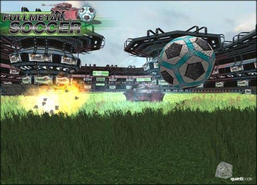 لعبة كرة الدبابات المعدنية