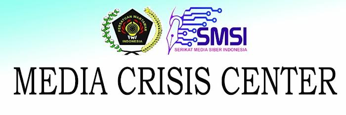 PWI Lampung bersama SMSI buka MCC terkait Korban Tsunami.