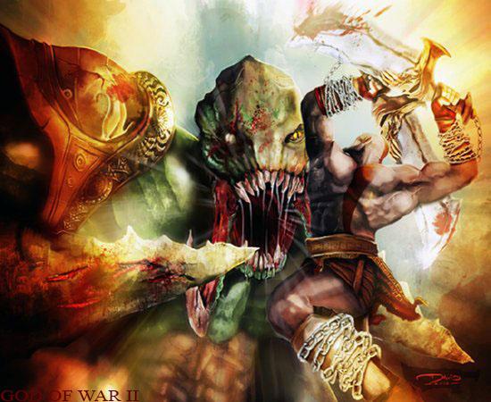 God of War 2 Game Free Download