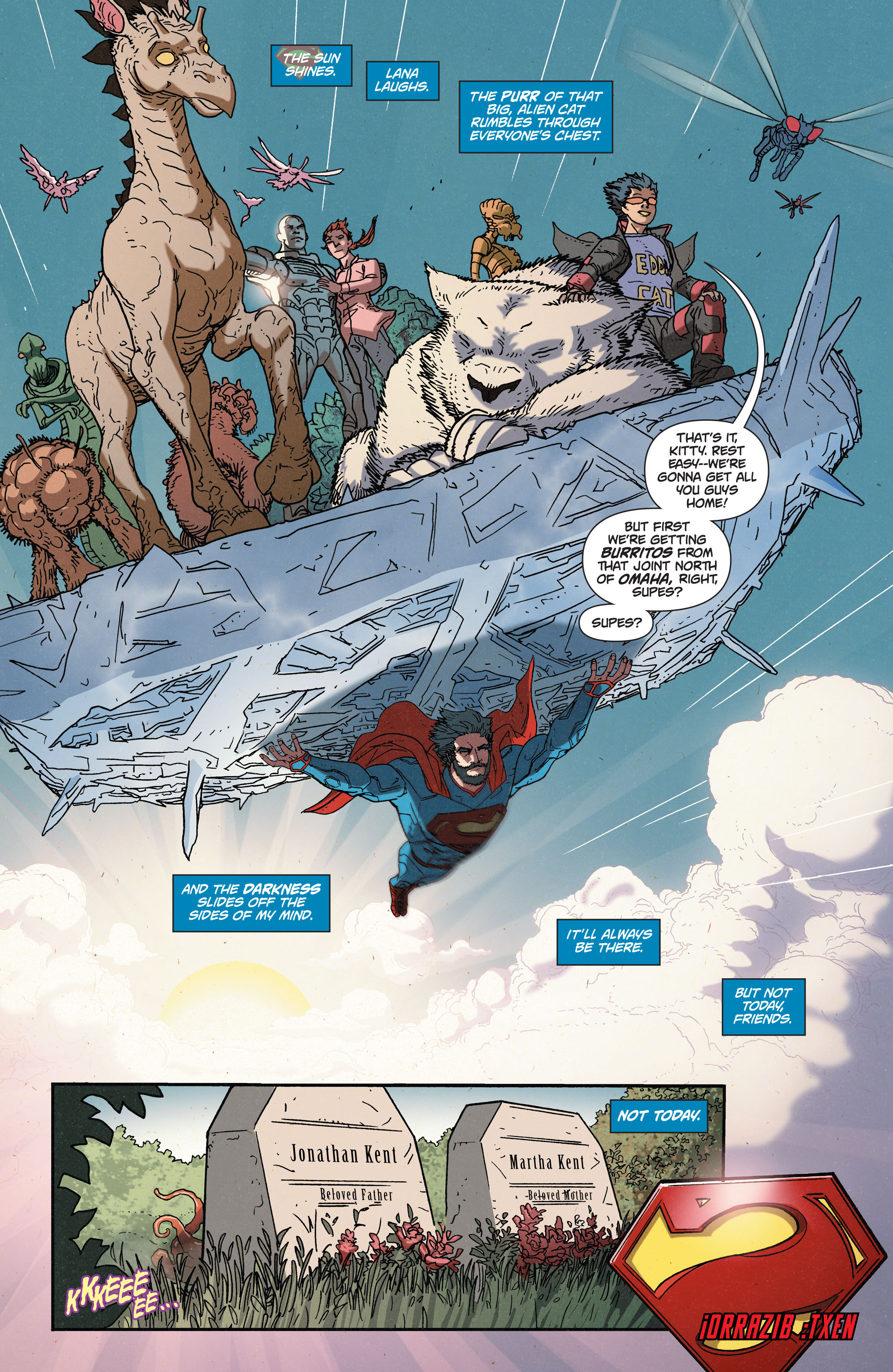 Read online Action Comics (2011) comic -  Issue #39 - 23