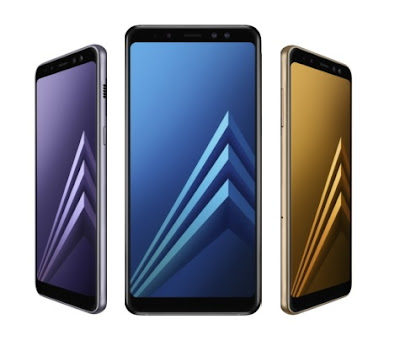 Galaxy A8(2018) and A8+(2018)