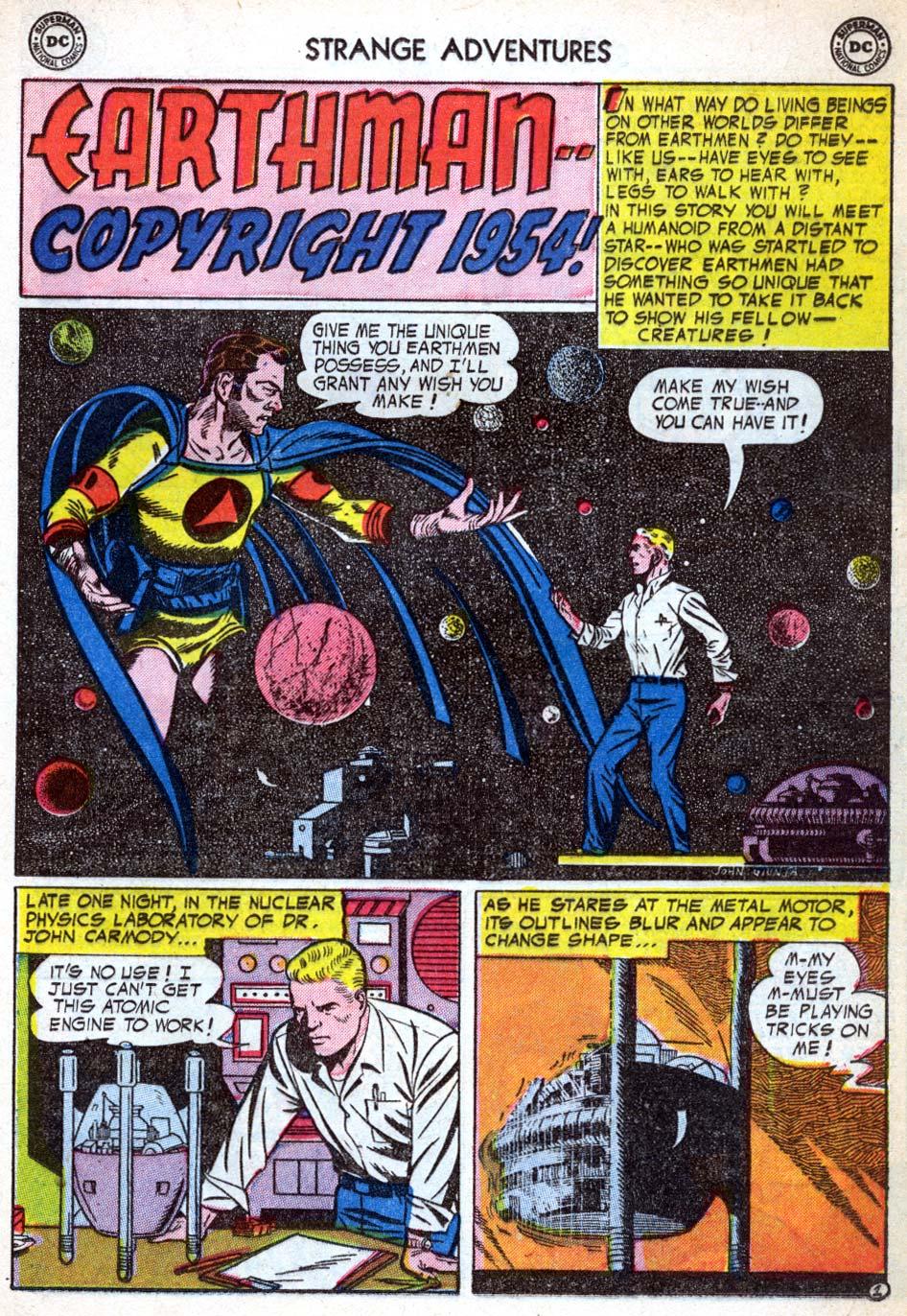 Strange Adventures (1950) issue 50 - Page 21