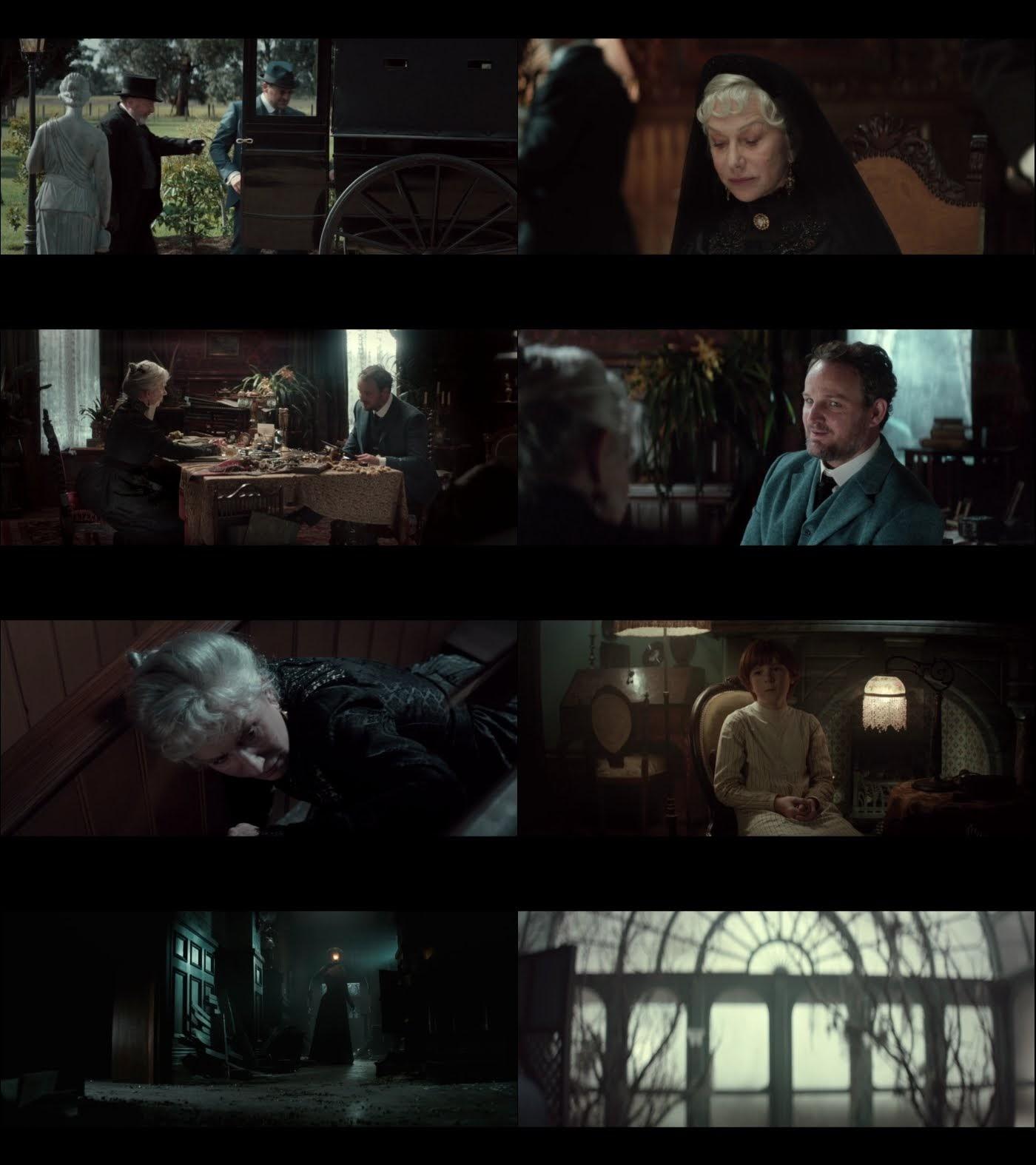 La Maldicion De La Casa Winchester 1080p Latino