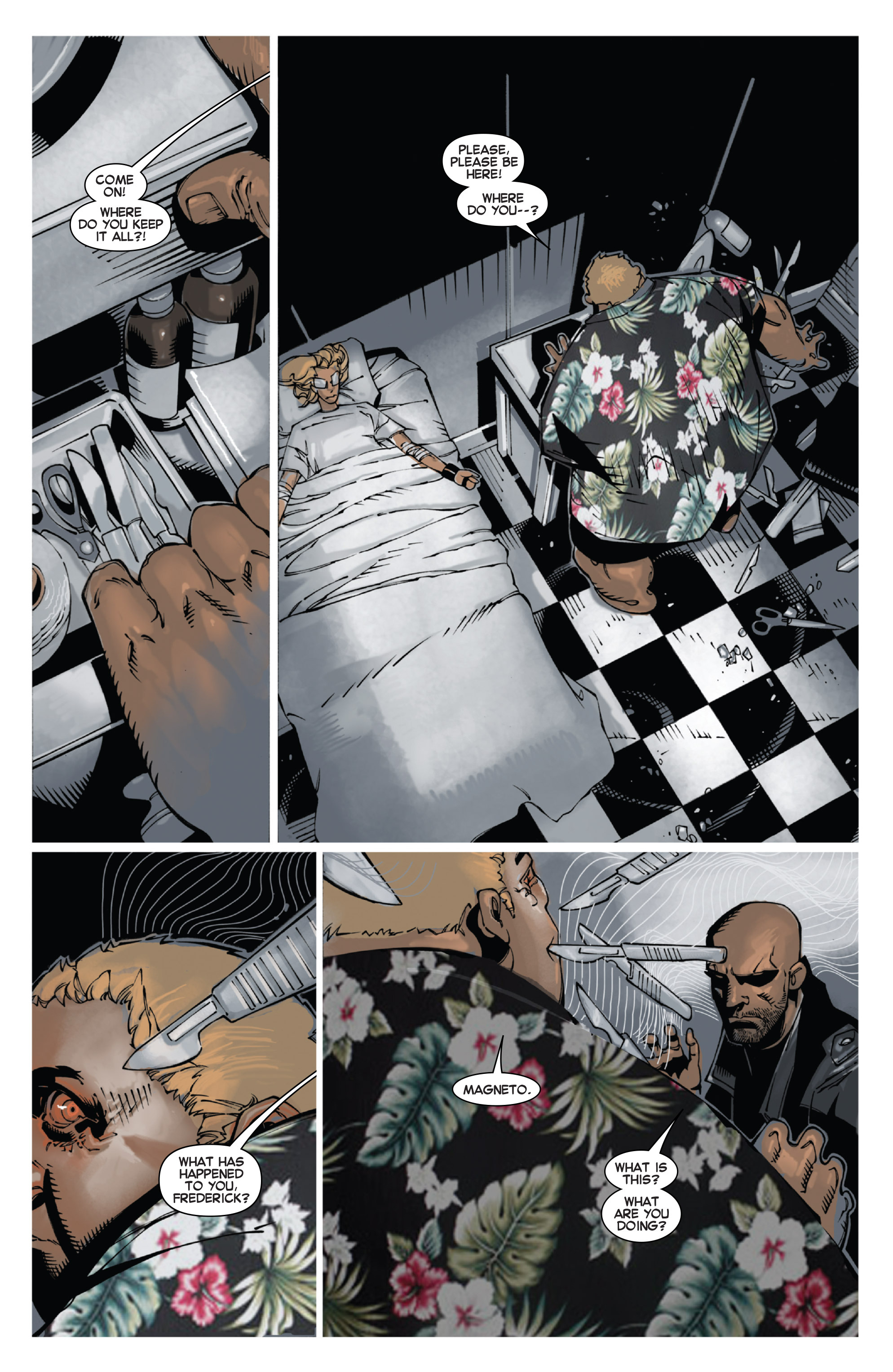 Read online Uncanny X-Men (2013) comic -  Issue # _TPB 4 - vs. S.H.I.E.L.D - 50