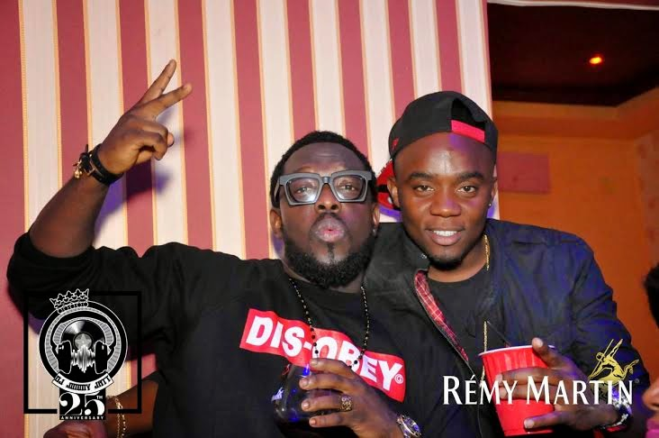 2 #AttheclubwithRemy x DJ Jimmy Jatts tour ends in Lagos tomorrow