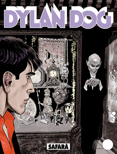 Dylan Dog (1986) 182 Page 1