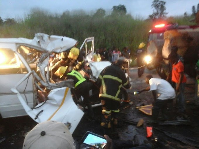 17 perish in Konongo road crash