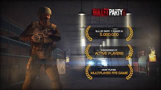 Bullet Party CS 2 : GO STRIKE Mod Apk v1.1.7 (Unlimited Ammo)