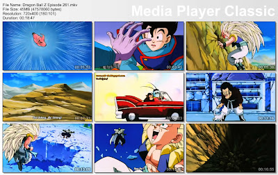 Download Film / Anime Dragon Ball Z Majin Buu Saga Episode 261 Bahasa Indonesia