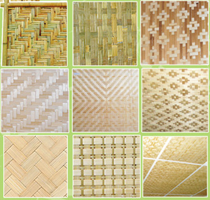 Bamboo Skin Boards 4ftx8ft Affordable Woven Panels Direct By Strips Of Poles Quality Outer