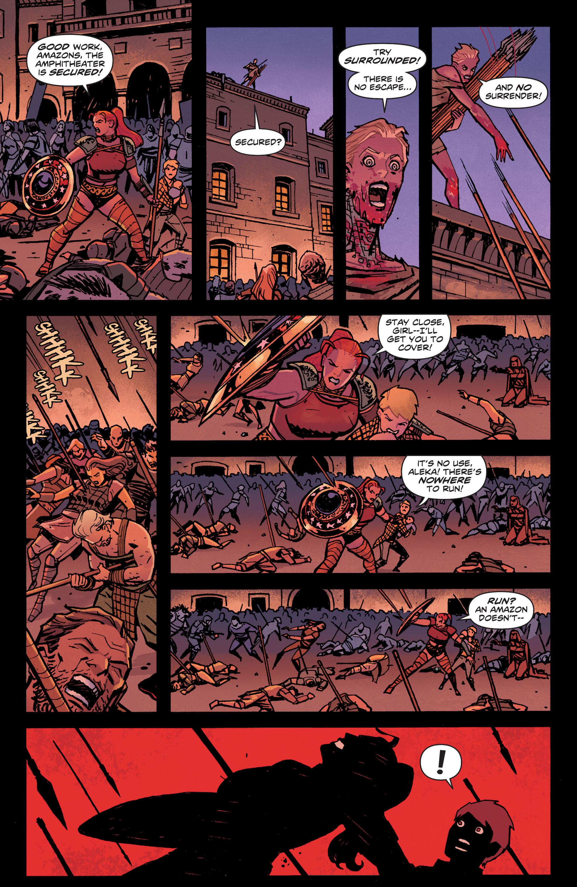Read online Wonder Woman (2011) comic -  Issue #33 - 19