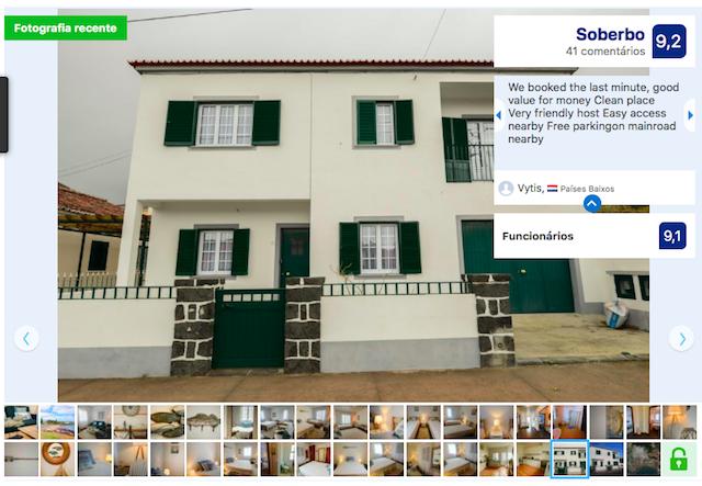 Hotel Casa da Praia nos Açores