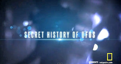 Nat Geo Secret History of UFOs