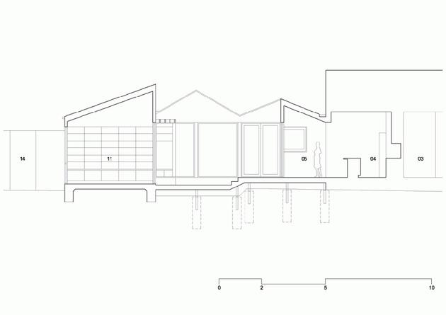 Image Result For Desain Rumah Lantai Atap Miring