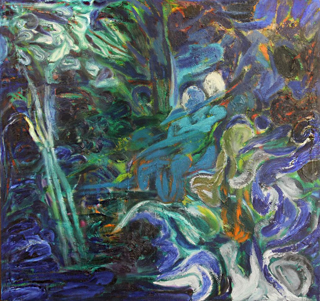 Resultado de imagen para pinturas Francisco Baggiani