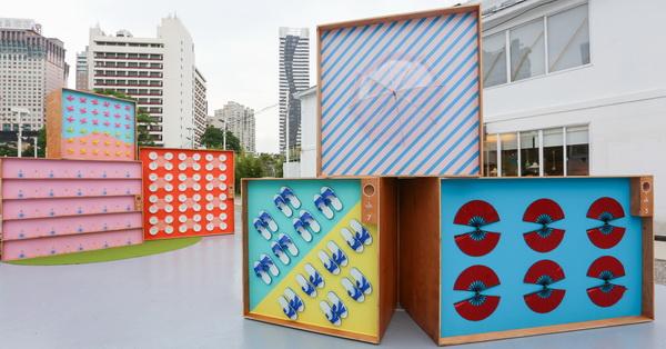 《台中.西區》勤美術館|2018聽見設計展|7/13-9/2跟著聲音逛設計