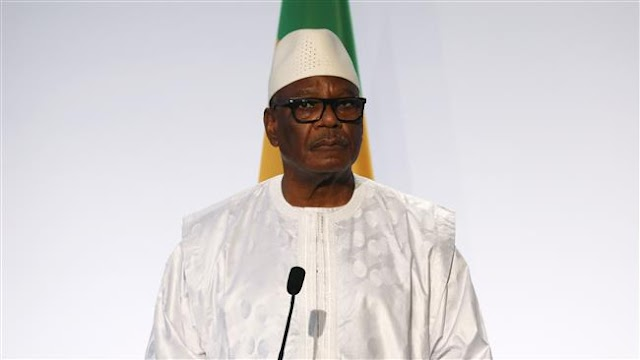Mali's President Ibrahim Boubacar Keita  names new government after ex-PM Abdoulaye Idrissa Maiga's resignation