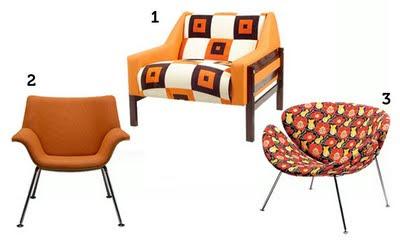 Mil coisas para elas poltronas e cadeiras lindas e for Mobilia anos 70