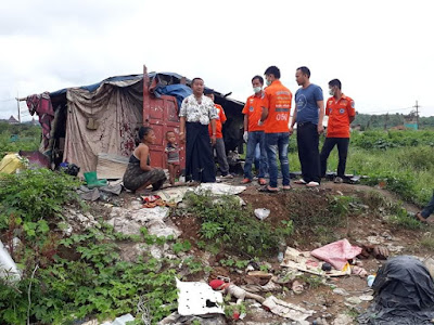 တာခ်ီလိတ္၊ လြယ္စတုံအမိႈက္ပုံအနီး၌ ကီလိုေကာက္သည့္ အမ်ဳိးသားတစ္ဦး ေသနတ္အပစ္ခံရ