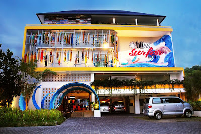 job vacancy at bliss surfer hotel legian bali