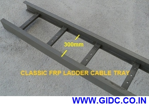 CLASSIC FIBREGLASS INDUSTRIES FRP CABLE TRAY