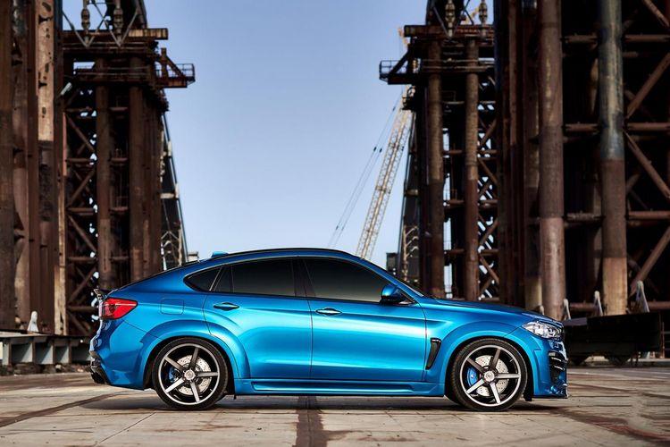 04 BMW X6M - VOSSEN