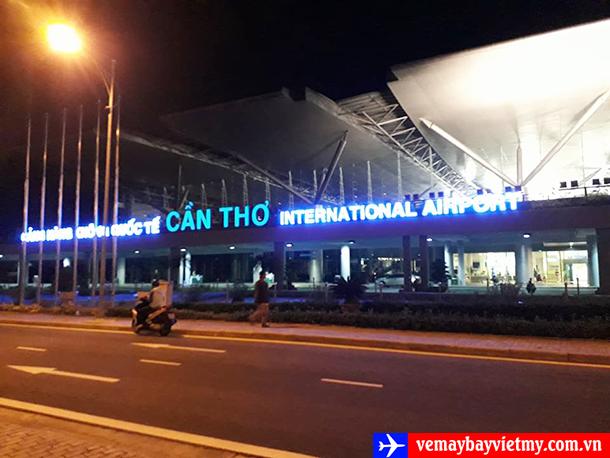 Đã có đường bay thẳng Cần Thơ - Bangkok