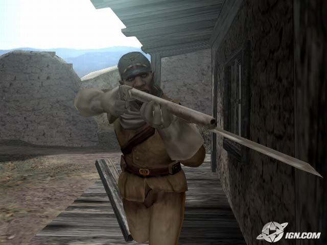Red Dead Revolver Ps2 Iso
