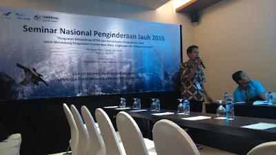 Ilham Guntara Presentasi Oral pada Seminar Nasional Inderaja LAPAN 2016 www.guntara.com