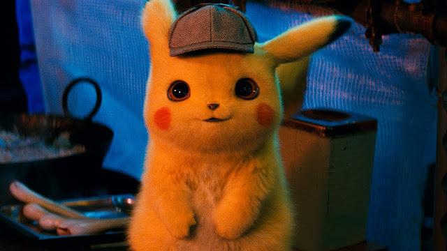 Film 'Pokémon: Detective Pikachu' Mengumumkan 4 PV Baru!!