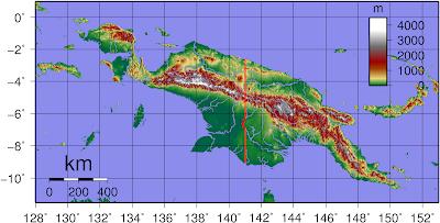gambar pulau papua irian jaya indonesia wisataarea.com