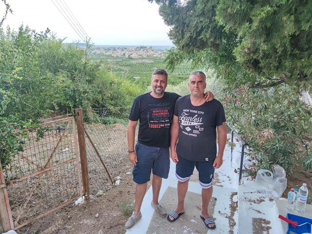 Ποιο είναι το τάμα του Γιάννη Καλλιάνου στο χωριό του το Δρέπανο Αργολίδας