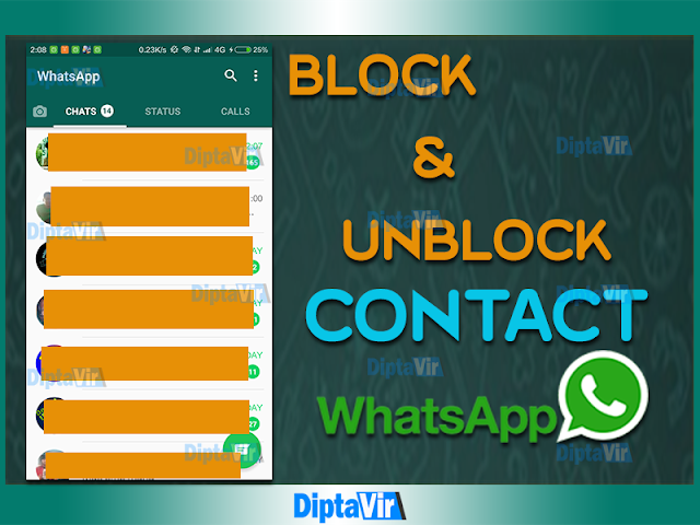 CARA-BLOCK-&-UNBLOCK-WHATSAPP-DI-ANDROID