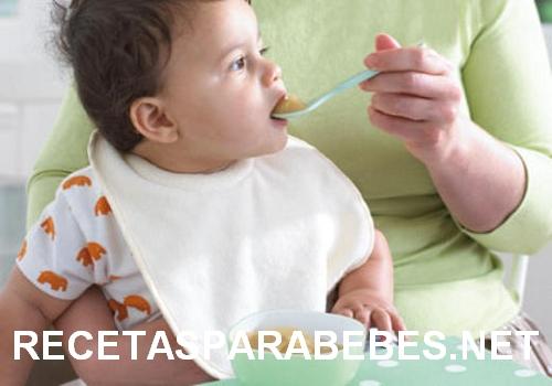 comida para bebes de 7 meses recetas