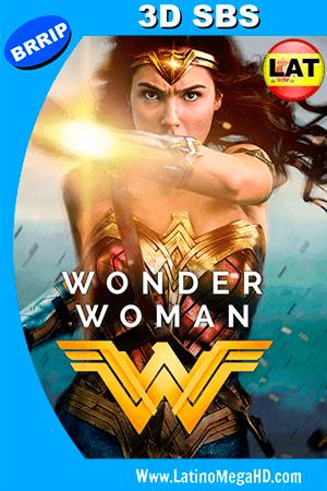 Mujer Maravilla (2017) Latino 3D SBS 1080P ()