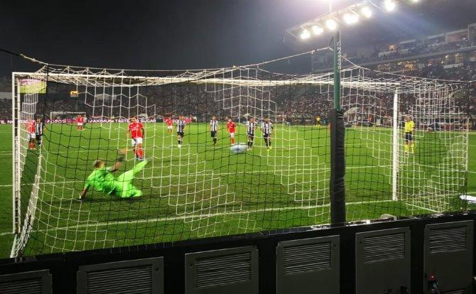Benfica Salvio
