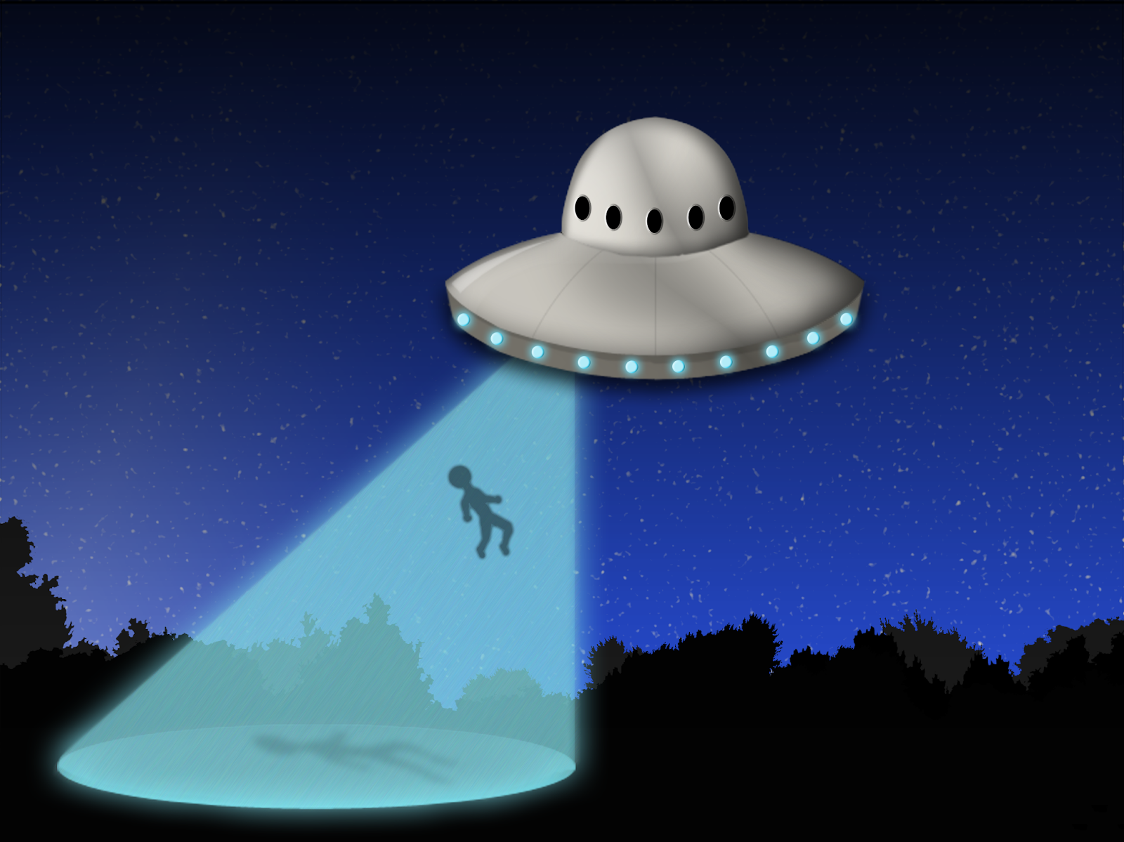 ufo cartoon