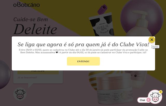 Brinde Grátis O'Boticário 2019