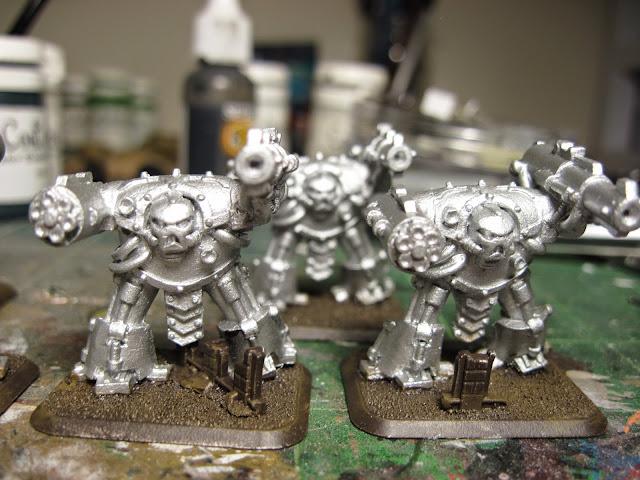 Epic Knight Castellans