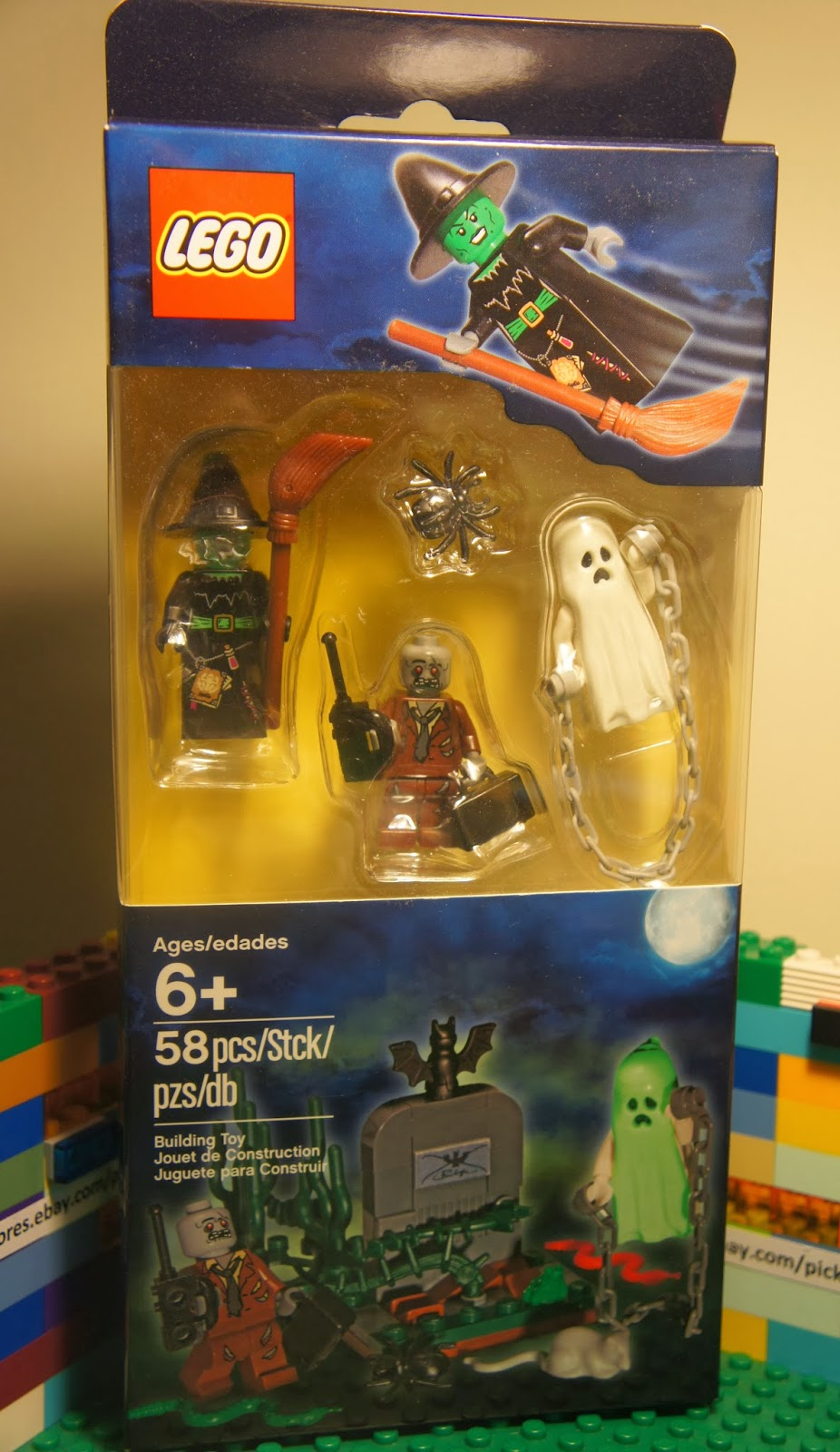 Lego 850487 Exclusive HALLOWEEN ACCESSORY PACK Witch ...